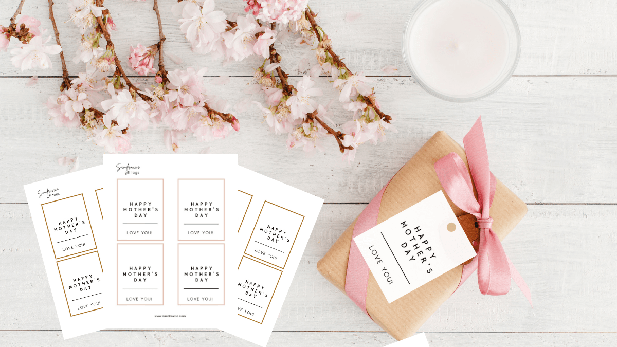 Mother's Day Download Printable Gift Tag-min